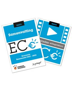 Samenvatting + Uitlegvideo's Economie (HAVO)