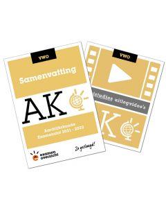 Samenvatting + Uitlegvideo's Aardrijkskunde (VWO)