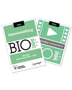 Samenvatting + Uitlegvideo's Biologie (VWO)