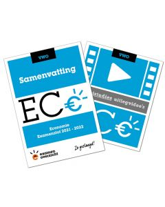 Samenvatting + Uitlegvideo's Economie (VWO)