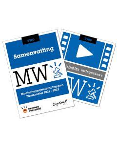 Samenvatting + Uitlegvideo's Maatschappijwetenschappen (VWO)