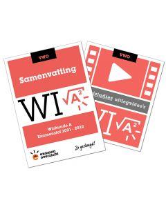 Samenvatting + Uitlegvideo's Wiskunde A (VWO)
