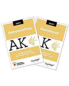 Samenvatting + Oefenboek Aardrijkskunde (HAVO)