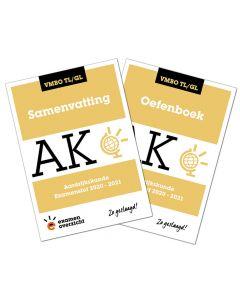 Samenvatting + Oefenboek Aardrijkskunde (VMBO TL/GL)