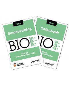 Samenvatting + Oefenboek Biologie (HAVO)