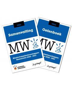 Samenvatting + Oefenboek Maatschappijwetenschappen (VWO)