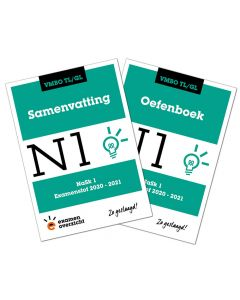 Samenvatting + Oefenboek NaSk 1 (VMBO TL/GL)
