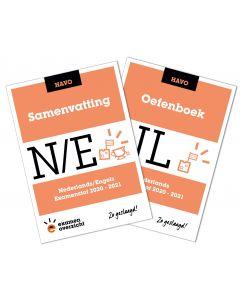 Samenvatting + Oefenboek Nederlands (HAVO)
