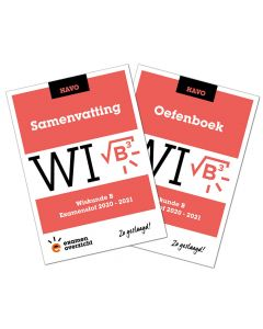Samenvatting + Oefenboek Wiskunde B (HAVO)