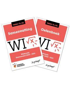Samenvatting + Oefenboek Wiskunde (VMBO TL/GL)