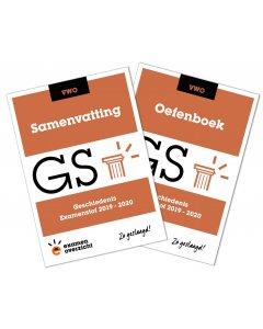 Samenvatting + Oefenboek Geschiedenis (VWO)