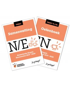 Samenvatting + Oefenboek Engels (VMBO TL/GL)