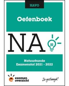 Oefenboek Natuurkunde (HAVO)