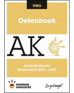 Oefenboek Aardrijkskunde (VWO)