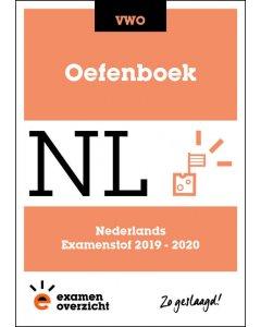 Oefenboek Nederlands (VWO)
