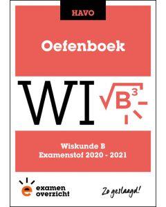 Oefenboek Wiskunde B (HAVO)