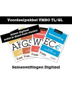 Voordeelpakket Samenvattingen Digitaal (VMBO TL/GL)