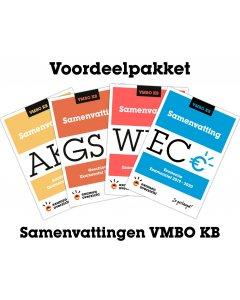 Voordeelpakket Samenvattingen (VMBO KB)
