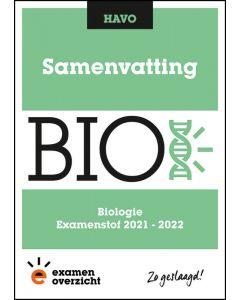 Samenvatting Biologie (HAVO)