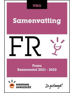 Samenvatting Frans (VWO)