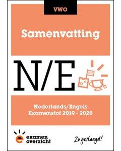 Samenvatting Nederlands en Engels (VWO)