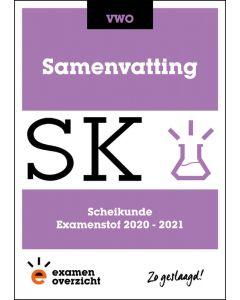Samenvatting Scheikunde (VWO)