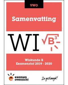 Samenvatting Wiskunde B (VWO)