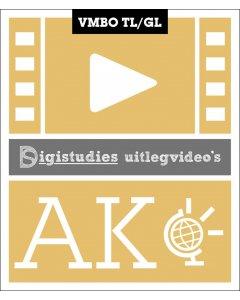 Uitlegvideo's Aardrijkskunde (VMBO TL/GL)