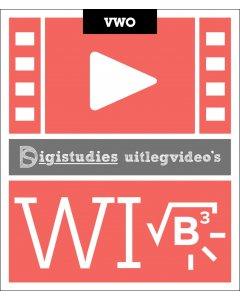 Uitlegvideo's Wiskunde B (VWO)