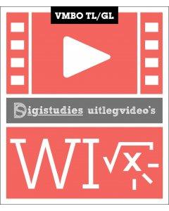 Uitlegvideo's Wiskunde (VMBO TL/GL)