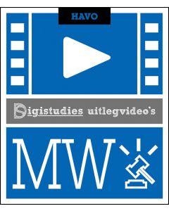 Uitlegvideo's Maatschappijwetenschappen (HAVO)