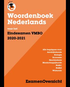 Woordenboek voor het Eindexamen VMBO