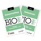 Samenvatting + Oefenboek Biologie (VWO)