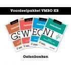 Voordeelpakket Oefenboeken (VMBO KB)