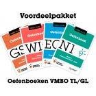 Voordeelpakket Oefenboeken (VMBO TL/GL)
