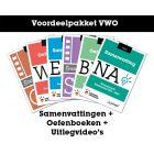 Voordeelpakket Samenvattingen + Oefenboeken + Uitlegvideo's (VWO)