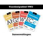 Voordeelpakket Samenvattingen (VWO)