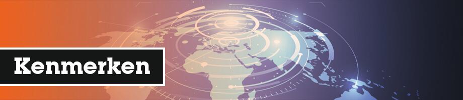 Wat zijn kenmerken van landen in het centrum-periferie model?
