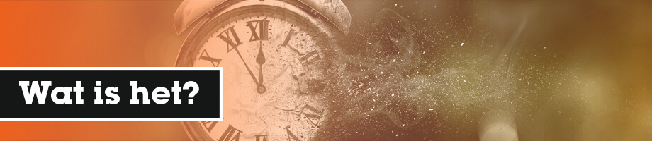 Wat is tijd-ruimtecompressie?
