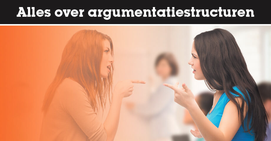 Alles over argumentatiestructuren