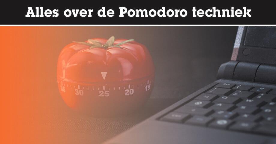 Alles over de Pomodoro techniek
