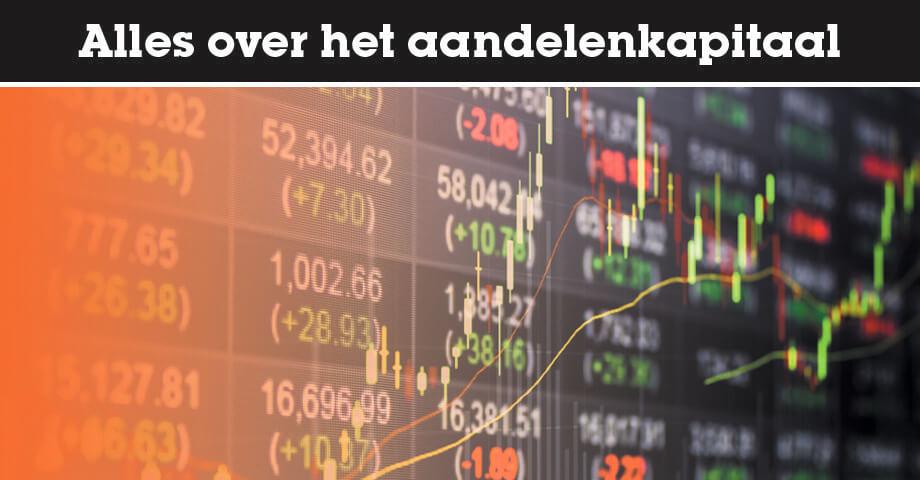 Alles over het aandelenkapitaal