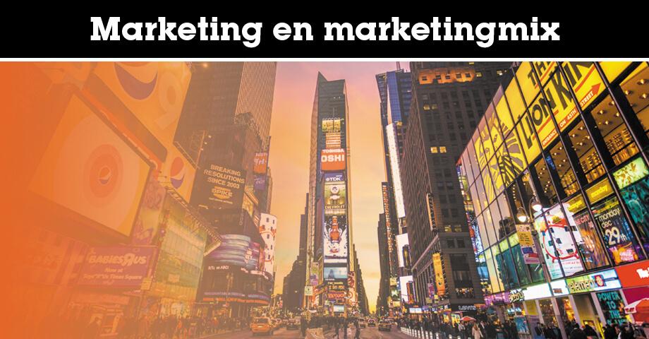 Marketing en marketingmix