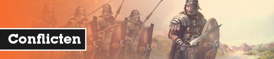 Conflicten Romeinse Rijk