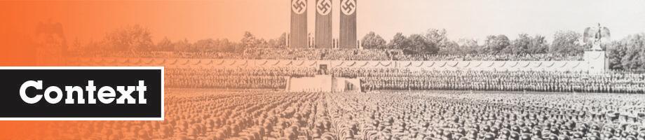 Context van de Tweede Wereldoorlog