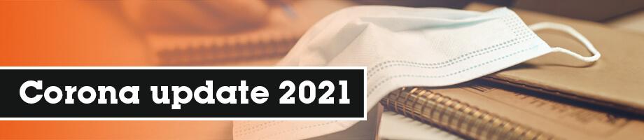 Corona update 2021