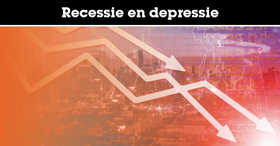 Recessie en depressie