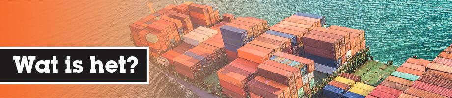 Wat is import en export?