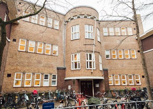 Eindsprint Examentraining locatie Amsterdam