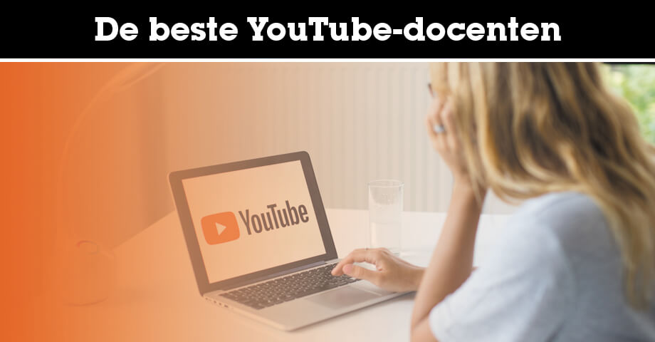 De beste YouTube docenten voor het eindexamen